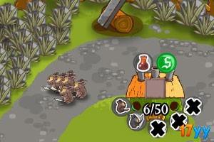 怪兽要塞塔防3无敌版