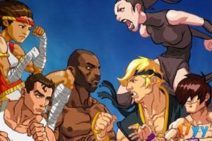 卡泼卫勒格斗3完整版(Capoeira Fighter 3)