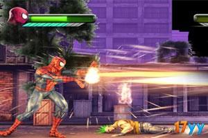 蜘蛛侠街头之战