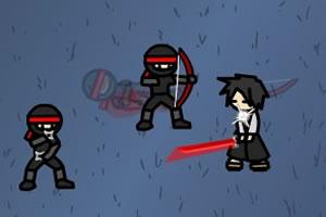 失明的剑客无敌版