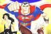 超级英雄填色