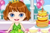 小公主过生日