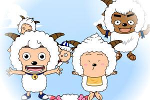 喜羊羊与灰太狼-运动会1