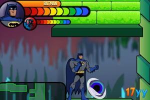 蝙蝠侠之恐怖时间陷阱