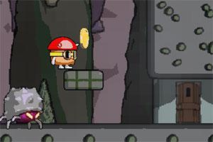 小蘑菇去冒险