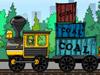 托马斯小火车运煤