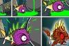 恐怖的变异鱼