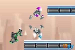 机器人酷跑2