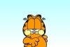 馋嘴加菲猫