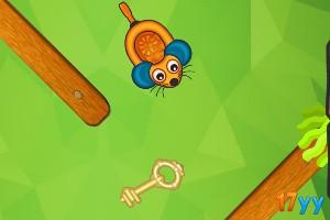 小老鼠收集钥匙
