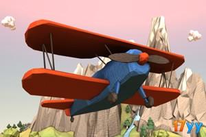 3D双翼飞行