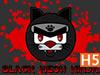 黑色忍者猫