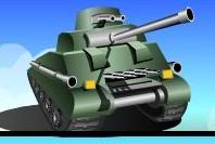 坦克最后的进攻