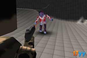 血战僵尸群2(3D版)