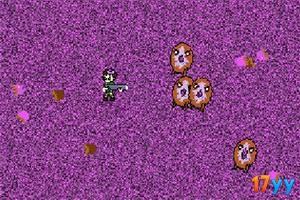 甜甜圈战争