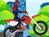 蜘蛛侠摩托车旅途