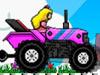 超级玛丽拖拉机赛车双人版