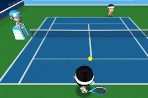 3D世界网球大赛