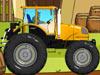 农场运输拖拉机