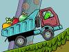 小青蛙运输卡车