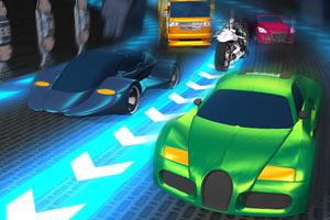 未来汽车竞速