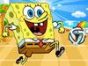 海绵宝宝沙滩排球