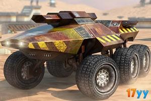 火星漫游者停靠