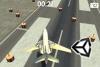 3D飞机停靠