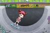 阿sue玩滑板