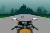 高速路上的摩托