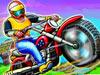农场摩托赛车