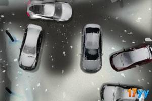 漫天飞雪停车2