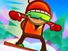 雪崩滑雪王