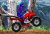 沙地越野摩托车