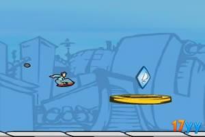 滑板小超人