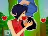 情人�之吻