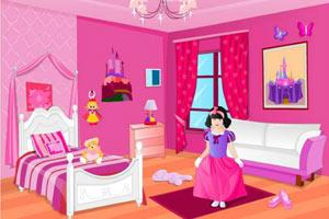 可爱公主小屋