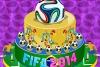 世界杯冠军蛋糕