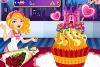 漂亮的公主蛋糕