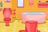 索菲亚清理洗手间