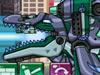 组装机械海兽