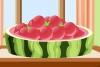 西瓜球蛋糕