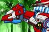 组装机械林龙车甲兽