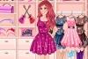 芭比公主的服装店