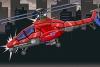 组装机械直升飞机