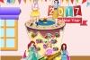 公主的新年蛋糕