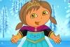 冰雪公主朵拉