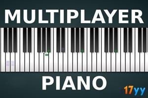 多人在线钢琴合奏