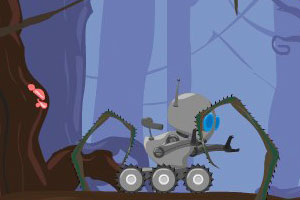 外星机器人逃生2