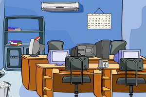 逃离无聊的办公室